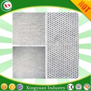 Perforated Hydrophilic nonwoven for nappy