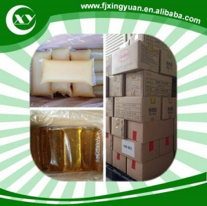 Spandex hot melt adhesive glue for diaper