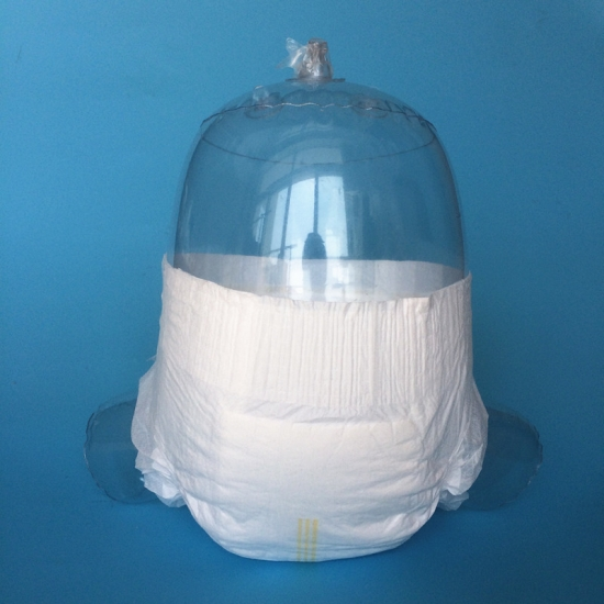 Disposable I Type Baby Diaper